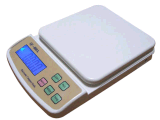 ABS Plastic LCD Weighing Kitchen Scale