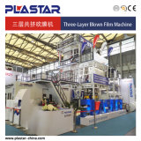 Professional Hot Sale Three Layer Plastic Film Blowing Machine