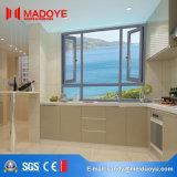 The Latest Design Decoration Material Double Glazed Casement Window