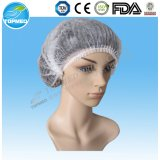 Disposable Non-Woven Surgical Cap or Nurse Cap for Hospital Medical