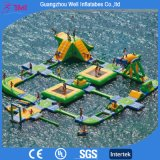 Hot Sell Inflatable Water Park for Leisure and Tourists