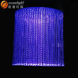 2017 Decorative Color Changing Lamps Wholesale Fiber Curtain Lightings Om959