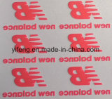 Factory Supplier 3D Silicone Thickness Heat Transfer Stickers Printing Labels