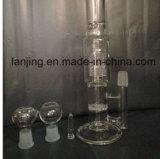 Best Quality Glass Water Smoking Pipe Glass Shisha Hookah Bw-30