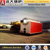 Factory Selling Hot Water Boiler Wood Pellet Fired Steam Boiler
