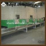 Stone Coated Colorful Galzed Tile Machine Shanghai Factory