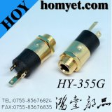 High Quality Gold-Plated DC Socket DC Power Jack