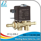Bona 6.5mm Barbed Port 24VAC CO2 Solenoid Valve (ZCQ-20B-2)