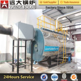 Oil Boiler with Burner Oil Burning Steam Boiler Factory Price