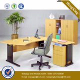 1.4m Fashion Design Office Furniture MDF Staff Computer Table (HX-9346)