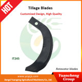 Most Pupular Rotary Tiller Blade Agriculture Tiller Blade Manufacturer Cultivator Tiller Blade