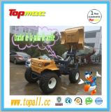 SD10PA Agricultural Mini Vehicle / Tractor Truck Wheel Transporter with Lift