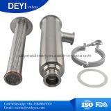 SS304 Stainless Steel Inline Milk Strainer