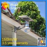 Solar Panel Adjustable 8W Solar LED Garden Road Street Lamp