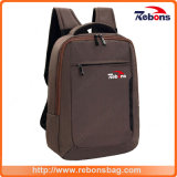 Superior Quality Stylish Customized Brand Logo Leather PC Computer Bag Laptop Bag with Pockets Compartments