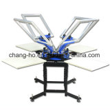Garment Screen Printing Press