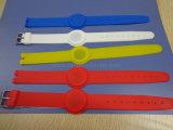 Elastomer Energy RFID Smart Silicone Wristband