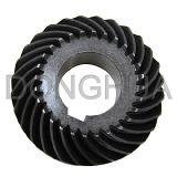 DIN ANSI Standard Spiral Bevel Gear Worm Gear