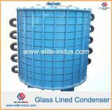 Glass Lined Plate Type Condenser