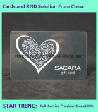 Plastic Card Four Color off-Set Printing Glossy Lamination for VIP Card