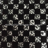 Surface Flocking PU Leather for Handbag