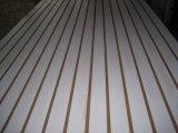 New Design PVC Slatwall Panel, MDF Slot Board