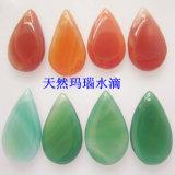 Fashion Semi Precious Stone Crystal Jewelry Drop Pendant (ESB01462)