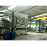 Global Shining Hot Press Machine for Plywood