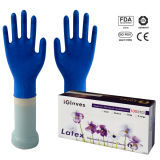 Surgical Natural Yellow Latex Gloves Supplies in Malaysia Wholesale Prices