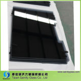 3-10mm Grey Tempered Glass Panel for Home Appliance