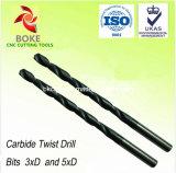 Solid Carbide Twist Drill Bits