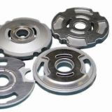 Custom Precision Steel CNC Machining Parts