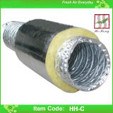 Flexible PVC Air HVAC Insulated Duct (HH-C)