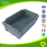 Widely Used Plastic Crates with Iron Lug Plastic Container