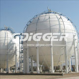 Asme 3000m3 LPG Propylene Tank