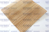 Stainless Steel Weave Mesh for Indoor Decoration