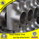 Bw 16.9 ASTM a 234 Wpb 6inch Seamless Carbon Steel Tee