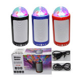New Design Bluetooth Speaker with Colorful Atmosphere LED Light (CH-292)