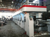 8 Colors Automatic Digital Plastic/ Paper Gravure Printing Machine (QDASY-A)