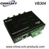 4 Port CCTV Video Receiver for Security Camera (VB304)