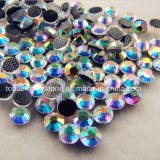World Stone DMC Crystal Ss20 Ab Color Hot Fix Rhinestone in Grade AAA