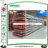 Heavy Double-Sided Heavy Duty Supermarket Shelf