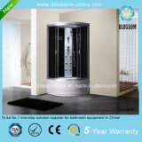 Factory Wholesale Complete Glass Shower Cabin (BLS-9819)