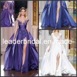 Chiffon Evening Dress Zuhairmuard Purple Cocktail Party Prom Dresses E52721