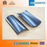 China Super NdFeB Arc Magnet