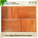 Natural Brushed and Oiled Merbau Wood Flooring