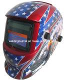 CE/ANSI, En379/9-13 Auto-Darkening Welding Helmet (E1190TB)