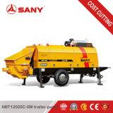 Sany Hbt12020c-5W 121m3/H Ultra-High Pressure Concrete Trailer Pump
