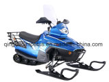 200cc Automatic and Electric Startc Chain Drive Utility Snowmobile Skidoo