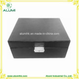 Hotel Jewelry Box Fashionable jewellery Cute Box Leather Jewelry